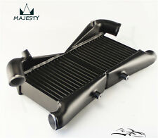 Front Mount Intercooler For Nissan 300ZX Twin Turbo Fairlady Z32 VG30DETT Black