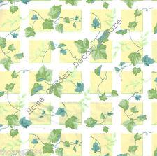 Ivy Lattice Trellis Kitchen Vinyl Contact Paper Shelf Drawer Liner Peel Stick