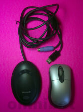 New listing Microsoft Optical Mouse with Wireless Receiver 1.0A Usb Ps2 Pn-X0878067