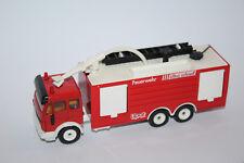Siku 1:55 3880 Mercedes SK  Tanklöschfahrzeug Feuerwehr UPAT Werbemodell