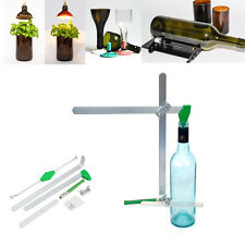 Glass Bottle Cutters Machine Beer Jar Wine Cutting Art Home DIY Recycle Tool UK