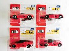 tomica  LaFerrari Ferrari 4 set Takara Tomy Japan