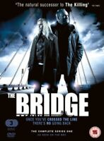 Nuevo The Bridge Temporada 1 DVD