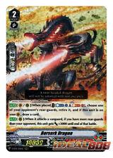 Cardfight Vanguard  x 1 Berserk Dragon - V-BT01/010EN - RRR Pack Fresh Mint