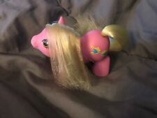 Vintage G1 MLP My Little Pony Baby Tappy Pink Newborn Sneakers