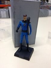 MR FANTASTIC FIGURINE MARVEL EN PLOMB- COLLECTION EAGLEMOSS COMICS BOOK BD 016