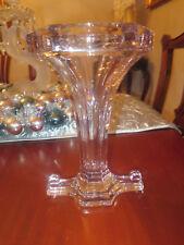 Stunning Art Deco Lilac/Lightblue Glass Vase