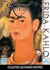 DVD Collection les grands peintres : Frida Kahlo