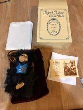 Wee Whittles Robert Raikes Bear Kalen Limited 368/1000 COA New