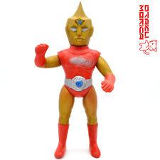 Vintage 1970s Masudaya Spectreman (Red) - Ultraman Godzilla Kaiju Sofubi 9in