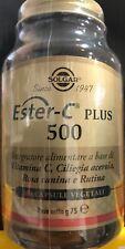 SOLGAR ESTER - C PLUS 500 Confezione da 100 capsule  VITAMINA C
