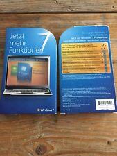 Windows 7 Anytime Upgrade,  Home Premium auf Professional  mit MwSt Rechnung