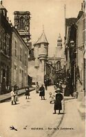 CPA Nevers-Rue de la Cathédrale (420637)