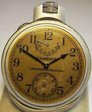 Hamilton Typ 22 Marine Chronometer Deck Uhr Watch US Navy  Beobachtungs B Uhr