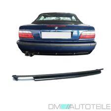 BMW E36 Coupe Cabrio Limousine Heckdiffusor Diffusor Stoßstange Hinten für M3