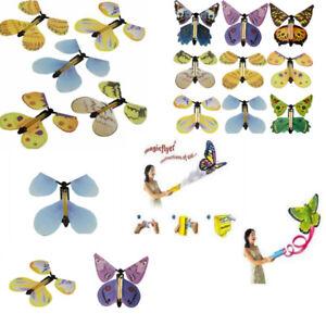 Magic Flying Butterfly Prank For Birthday, Anniversary, Wedding Card Gift Joke