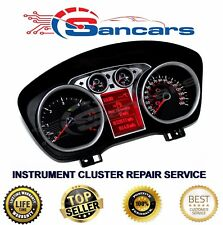 FORD FOCUS ST  INSTRUMENT CLUSTER  REPAIR SERVICE