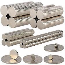 Mini 5-100 Strong Round Block Cylinder Disc Magnets Rare-Earth Neodymium Kdnzg