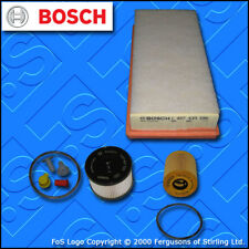 SERVICE KIT for CITROEN C5 2.0 HDI OIL AIR FUEL FILTERS (2008-2014)