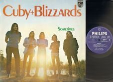 CUBY & and The Blizzards SOMETIMES 1972-1977 LP Harry Muskee EELCO GELLING