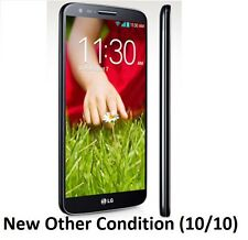 NEW! LG G2 VS980W - 32GB - Black (Verizon) GSM Unlocked 4G LTE Smartphone