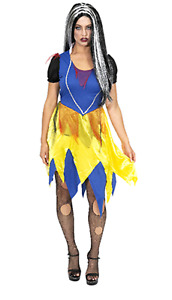Black Widow Costume Ghostly Adult Zombie Lady Halloween Bride Outfit Spiderella