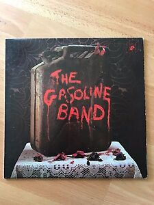 The Gasoline Band HIFLY 9 EX/NM copy Looks unplayed.