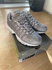 Nike Airmax 95 Metallic Silver Anniversary QS