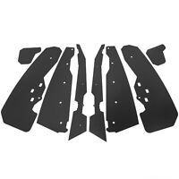 For Polaris RZR XP 1000 & XP 1000 4 Extended Fender Flares Mud Flaps 2014-2019