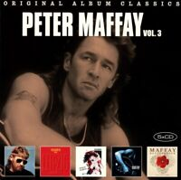 PETER MAFFAY - ORIGINAL ALBUM CLASSICS,VOL. 3  5 CD NEU