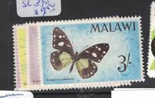 Malawi Butterfly SC 37-40 MNH (3dpn)