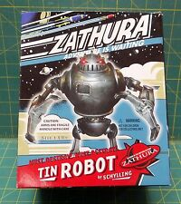 "Zathura ""Adventure is Waiting"" Tin Robot by Schylling - In Original Box"