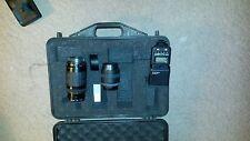 Canon AutoFocus SLR Lens, Flash and WaterProof Case