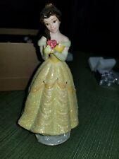 Sri Lanka Disney Belle Beauty And The Beast Figure Porcelain Disney Princess