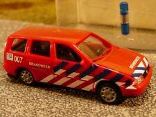1/87 AWM VW Polo Kombi Brandweer mit Blaulicht 51220-2