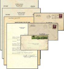 James Roosevelt FDR Franklin Son Letters President