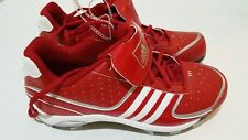 AUTHENTIC ADDIDAS SOFT BALL SHOES FOR WOMEN SIZE:8