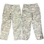2X ACU Pants Med Regular Digital Camo Insect Repel Paintball Hunting Trousers G