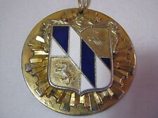 Vintage Unknown Crest Emblem Medal came with Boy Scout Items     T*