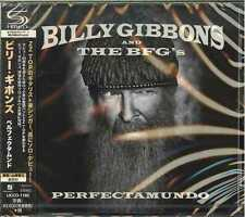 BILLY GIBBONS-PERFECTAMUNDO-JAPAN SHM-CD F83