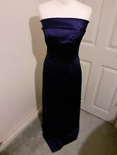 Monsoon purple dress size 10UK BNWT original price £150.00