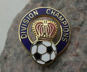 Soccer USA American Football US National Team Division Champions Tie Pin Badge