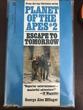 Planet Of The Apes #2 Escape To Tomorrow Paperback