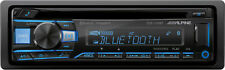 Alpine CDE-172BT CD Receiver, Bluetooth, iPhone and Android Control, SXM Control