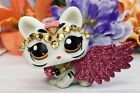 Mini Toy Pet Shop, Custom, Tiger Crouching Cat With Accesorios