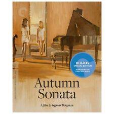 Autumn Sonata (Criterion Collection) [Blu-ray] DVD, Liv Ullmann, Ingrid Bergman,