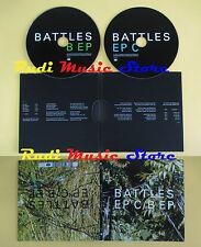 CD BATTLES ep c/b ep DIGIPACK england warp lc02070 lp mc dvd vhs