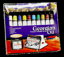 Daler Rowney Georgian - Complete Oil Painting Set