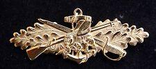 Navy Badge Regulation Seabee Combat Warfare Specialist