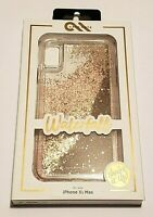 New Case Mate Waterfall Series Case For iPhone Xs Max - Gold